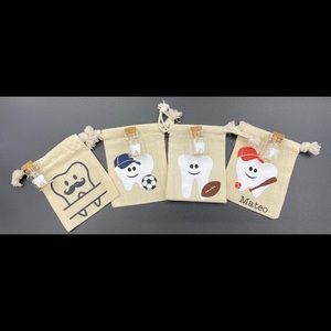 Other - Tooth Fairy Bags